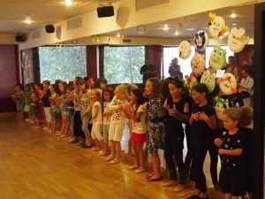 Hello Summer Dance Camp. BG4