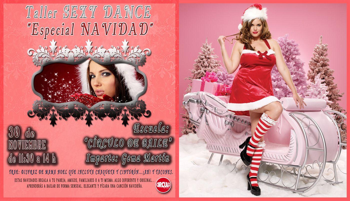 20131130. Sexy Dance. Mama Noel. Taller. WEB