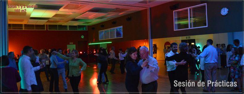 Pr cticas de baile de sal n c rculo de baile escuela de for Academias de bailes de salon en madrid