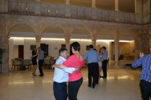 Palacio Infante D. Juan Manuel. Baile. 44