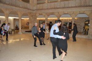 Palacio Infante D. Juan Manuel. Baile. 46