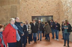Palacio Infante D. Juan Manuel. Visita. 01