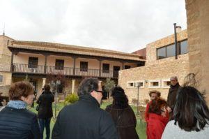 Palacio Infante D. Juan Manuel. Visita. 15