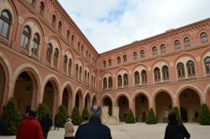 Palacio Infante D. Juan Manuel. Visita. 18