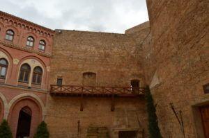 Palacio Infante D. Juan Manuel. Visita. 19
