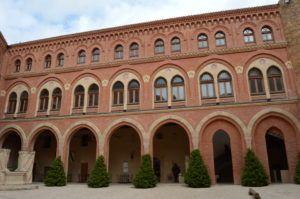 Palacio Infante D. Juan Manuel. Visita. 20