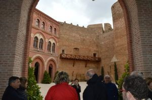 Palacio Infante D. Juan Manuel. Visita. 22