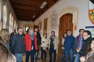 Palacio Infante D. Juan Manuel. Visita. 26