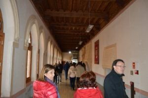 Palacio Infante D. Juan Manuel. Visita. 30