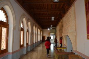 Palacio Infante D. Juan Manuel. Visita. 33