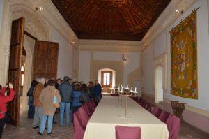 Palacio Infante D. Juan Manuel. Visita. 36