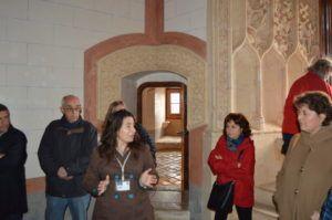 Palacio Infante D. Juan Manuel. Visita. 40