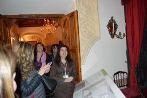Palacio Infante D. Juan Manuel. Visita. 52
