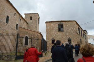 Palacio Infante D. Juan Manuel. Visita. 70