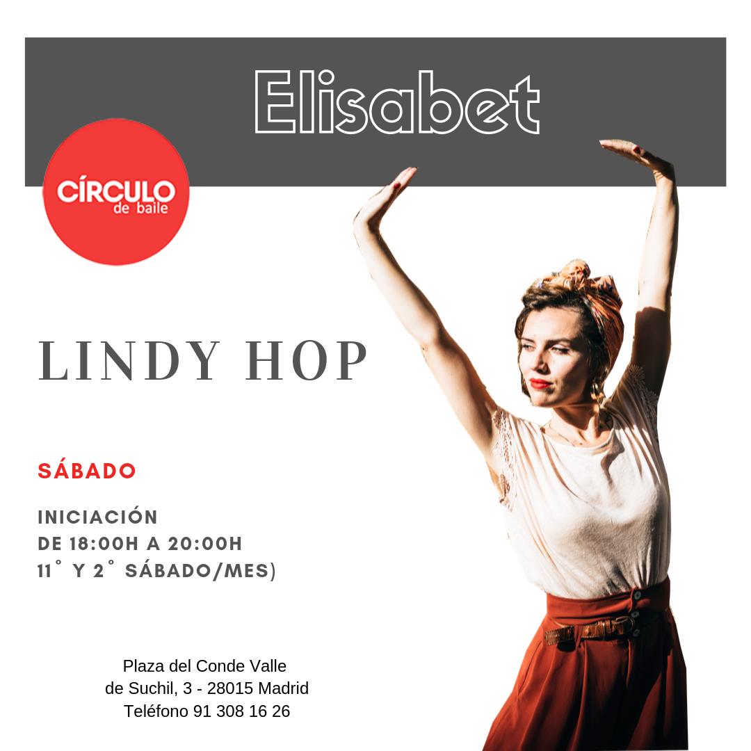 Clases de Elisabet. 2019-20. Lindy Hop