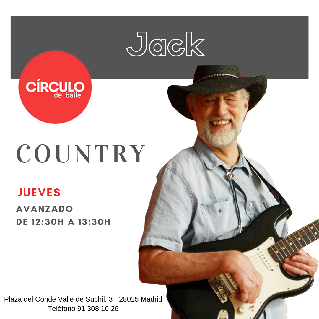 Clases de Jack. 2019-20. Country