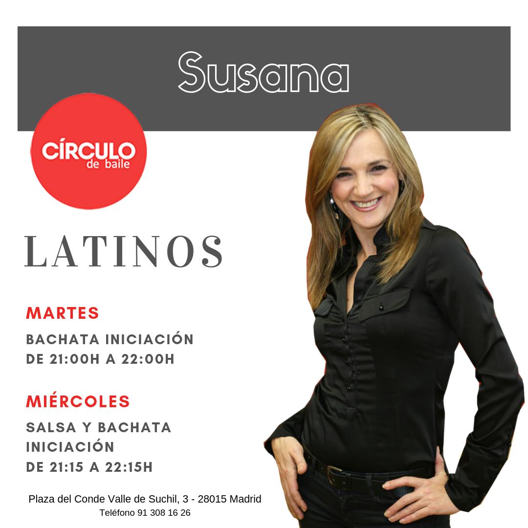 Clases de Susana. Curso 2019-20. Latinos