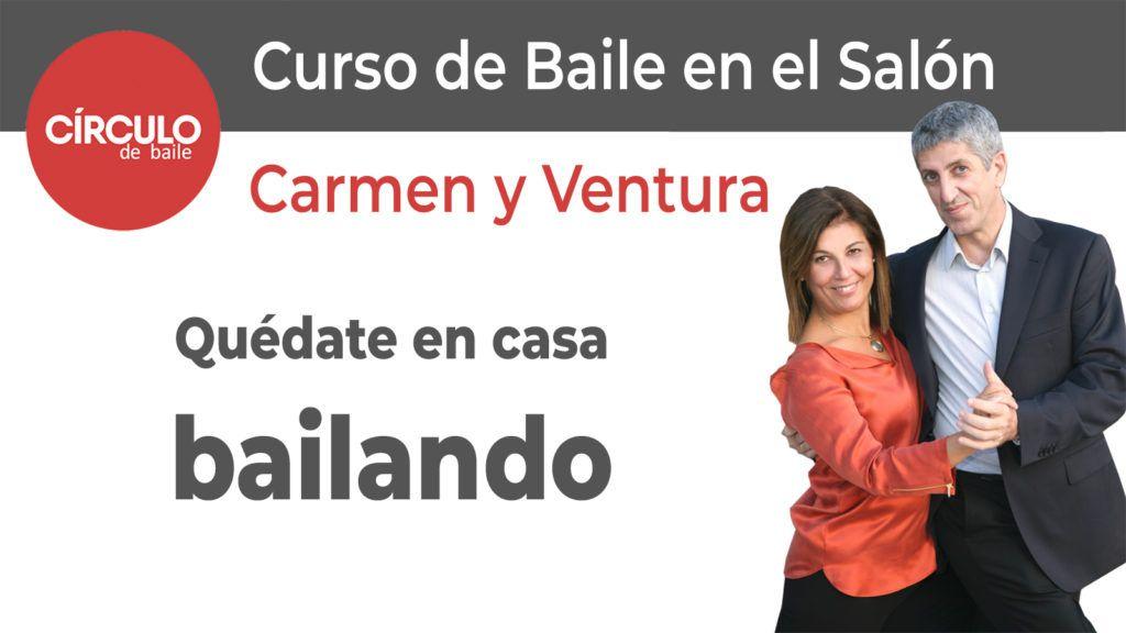Curso de Baile en el Salón con Carmen y Ventura
