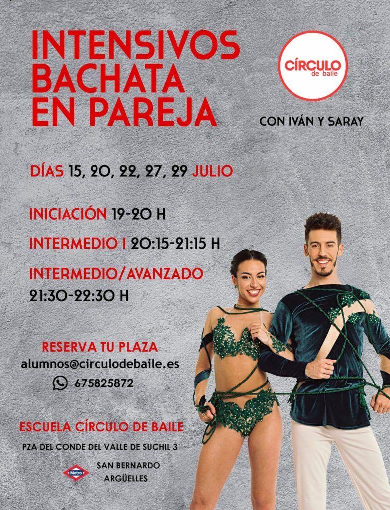 Cursos intensivos de Bachata con Iván y Saray