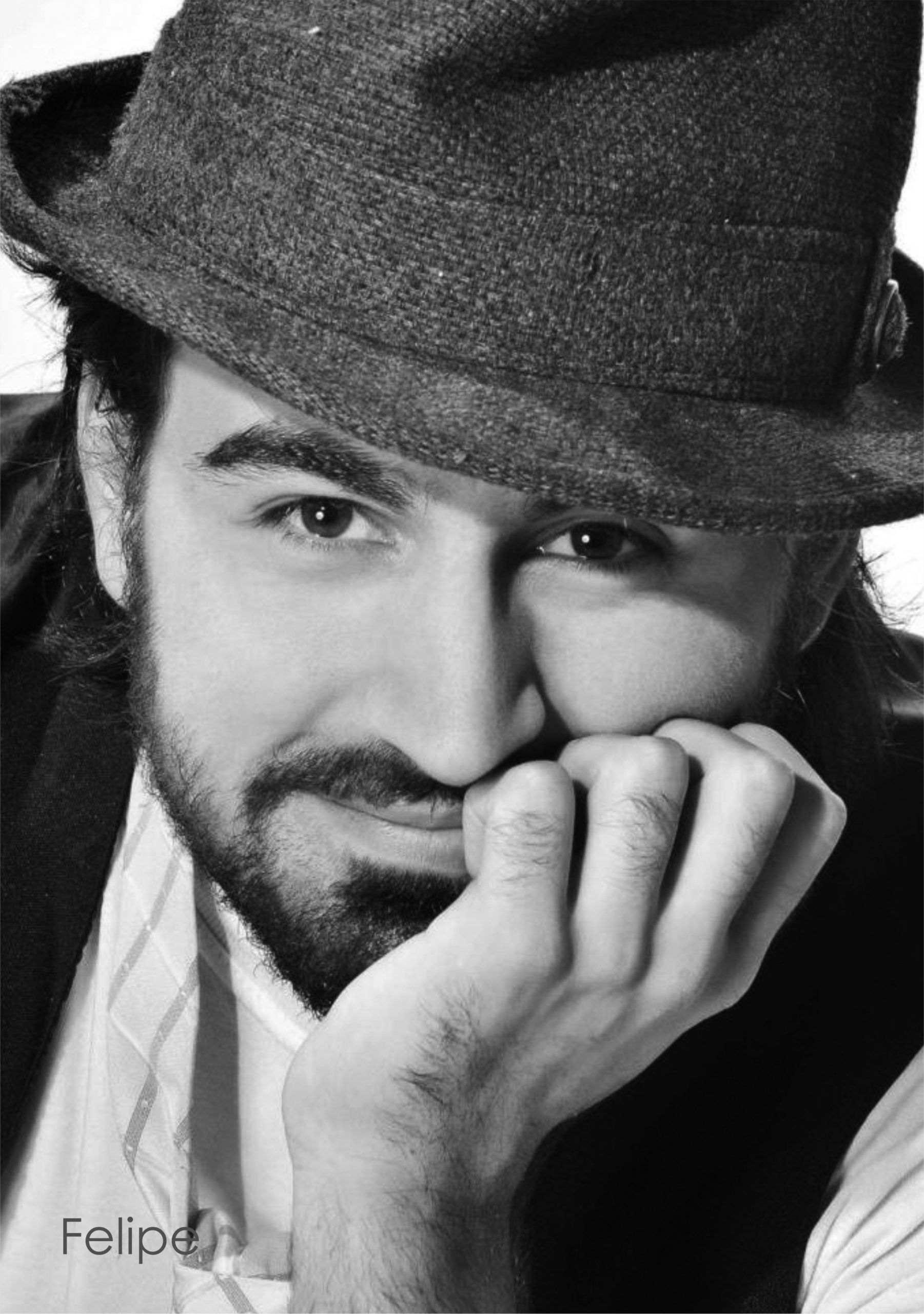Felipe Forastiere profesor de Canto en Teatro Musical en Círculo de Baile