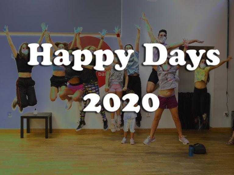 Portada de la entrada Happy Days 2020