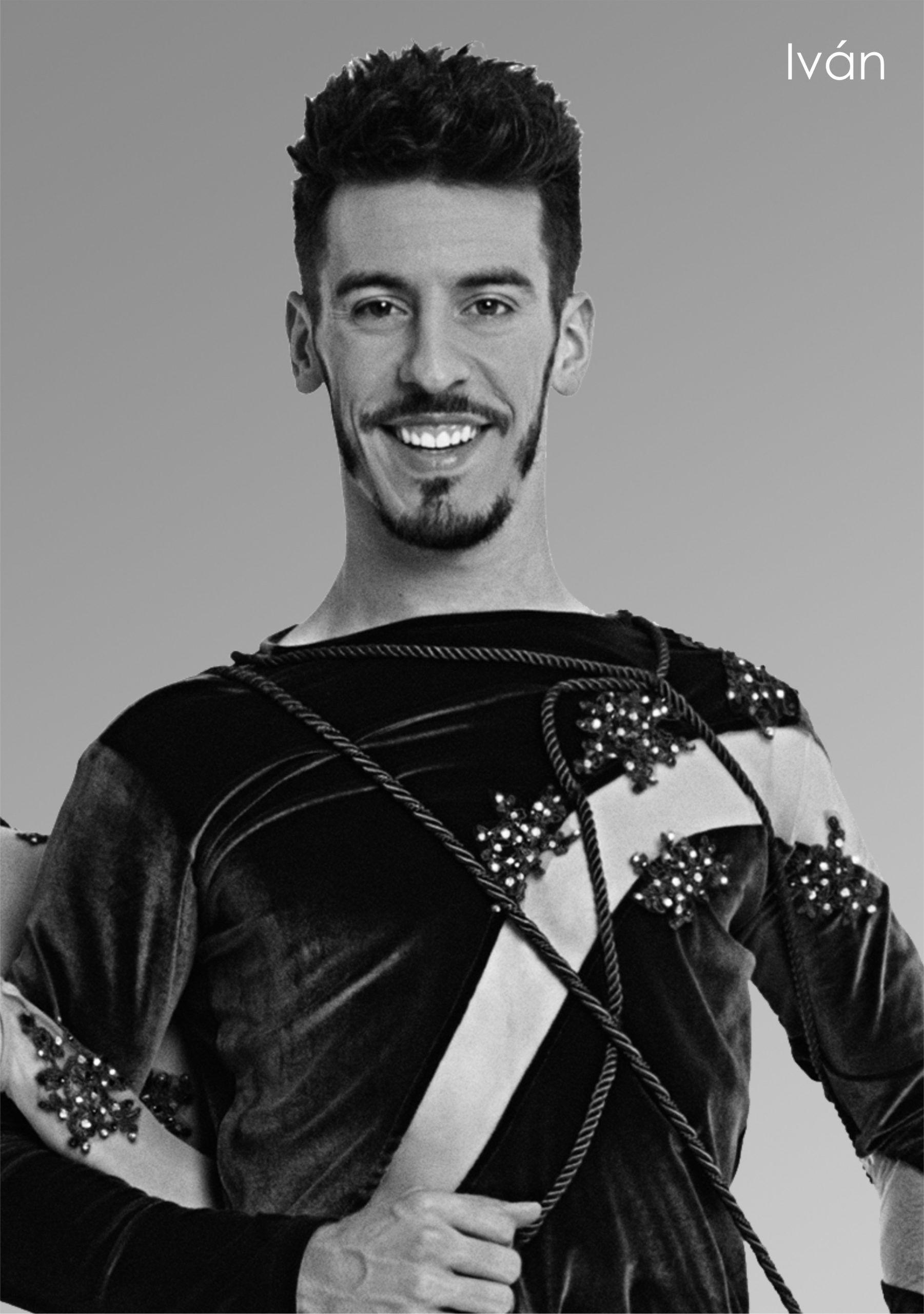 Iván (Latinos, Hip Hop, Pre Danza)