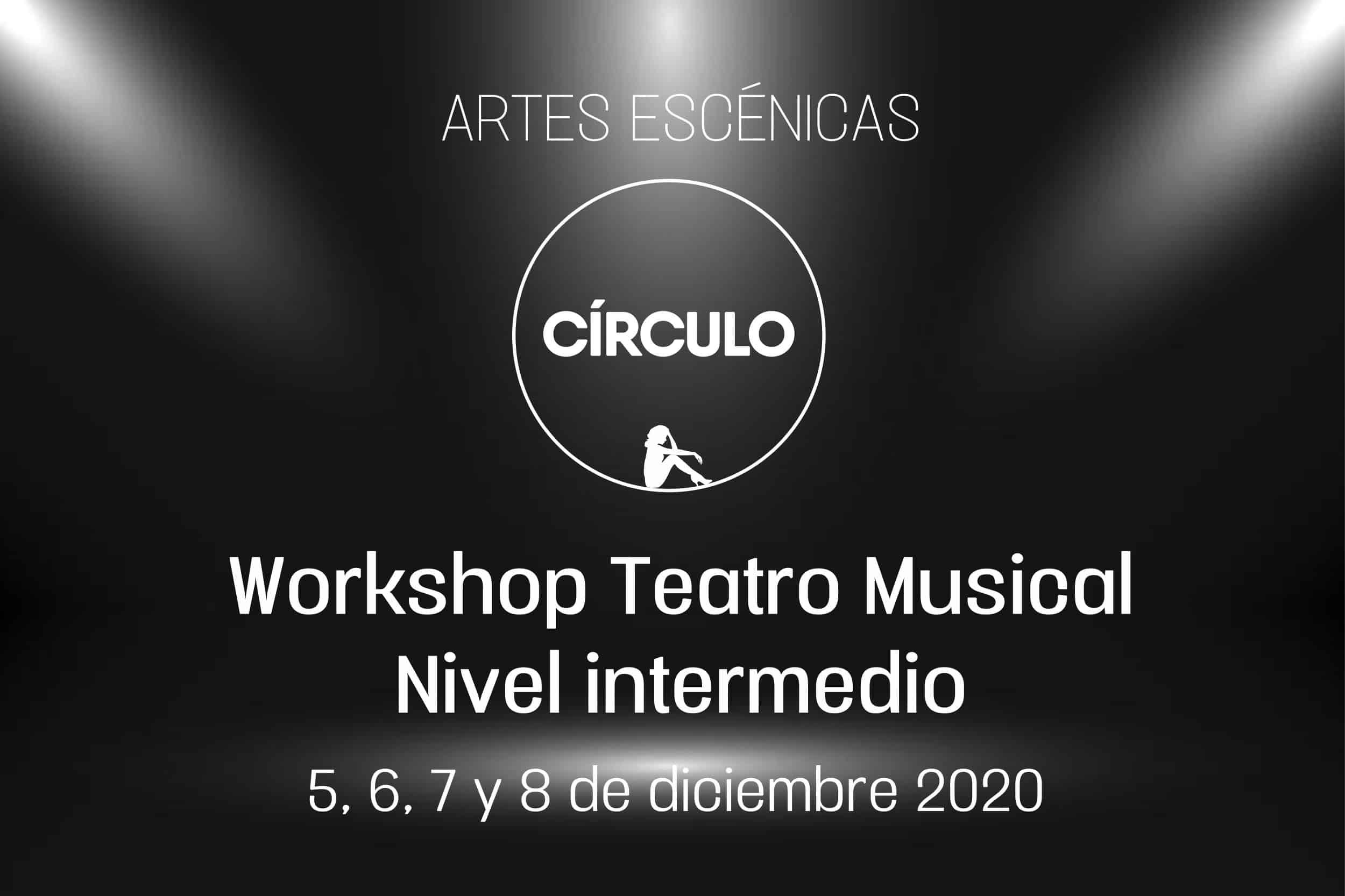 Círculo de Baile. Artes escénicas. Workshop Intermedio el puente de la Constitución