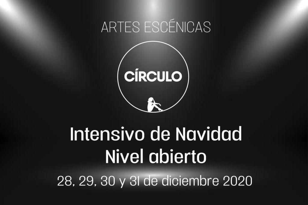 Círculo de Baile. Artes escénicas. Intensivo de Teatro Musical en Navidades