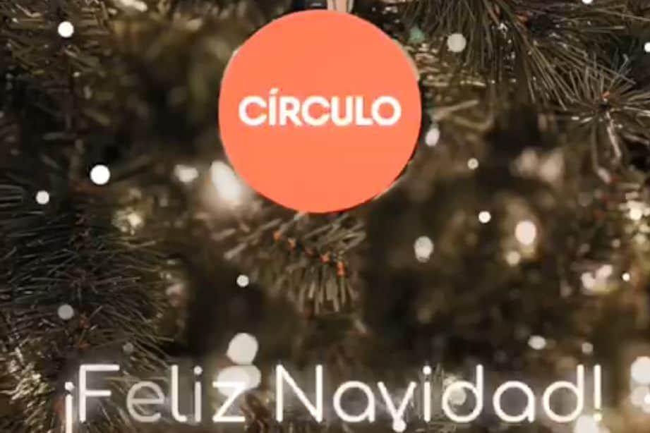 Feliz Navidad 2020 de Círculo de Baile